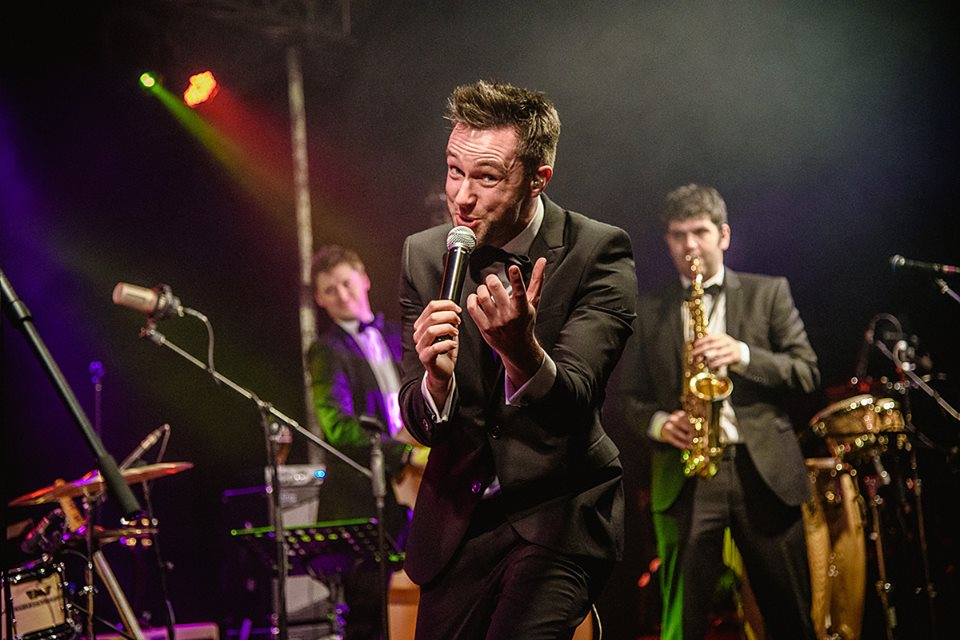 Promo PS Jazz Swing & Rat Pack Band Newcastle upon Tyne