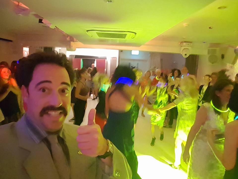 Promo Borat (Kazakh Dan) Lookalike London