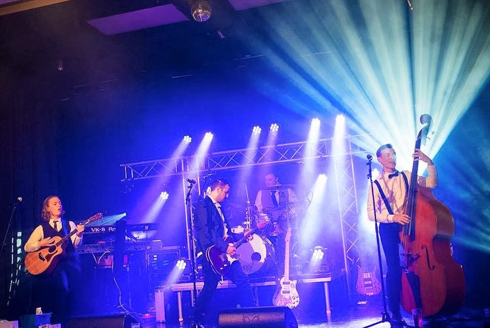 Promo Rock n Roll Dogs  West Midlands