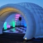 Promo Giant Igloo Hire Inflatable Igloo Hire Shrewsbury, Shropshire