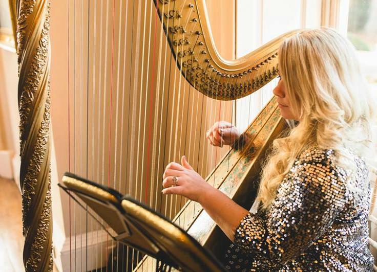 Promo Jessica Louise (Harpist) Harpist Madeley, Cheshire