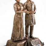 Promo Victorian Living Statues  Leicestershire