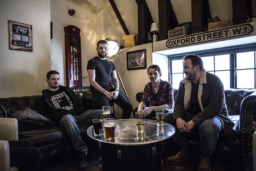 Promo The Deputies Function Band Norfolk
