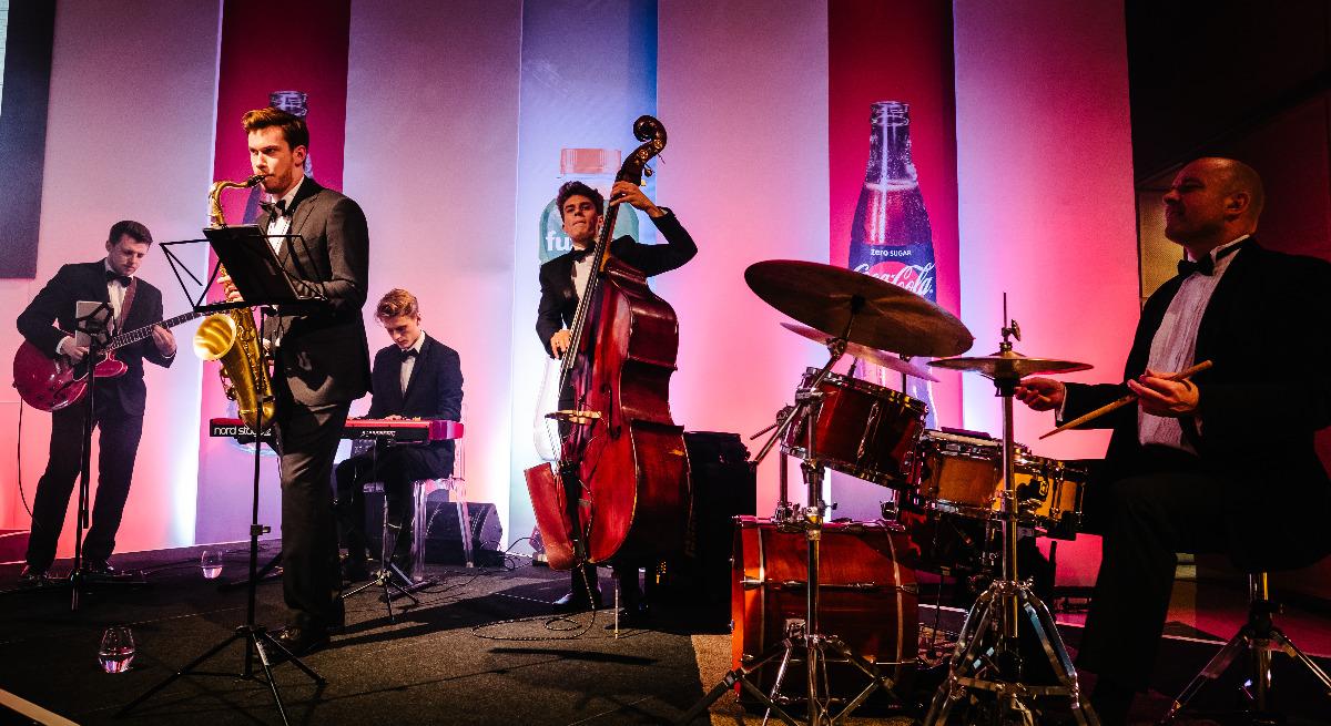 Promo All That Jazz Jazz Band Sheffield, South Yorkshire