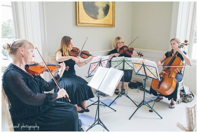 Promo The Midlands String Quartet String Quartet Nottinghamshire
