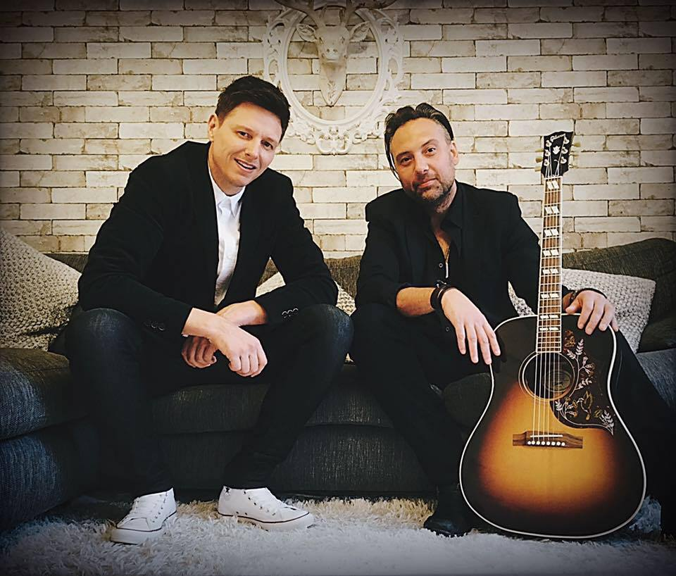 Promo Party Rox Duo Acoustic Duo Leicestershire