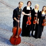 Promo The Brockley Quartet String Quartet London