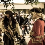 Promo Pirates of the Caribbean Lookalike  Gloucestershire