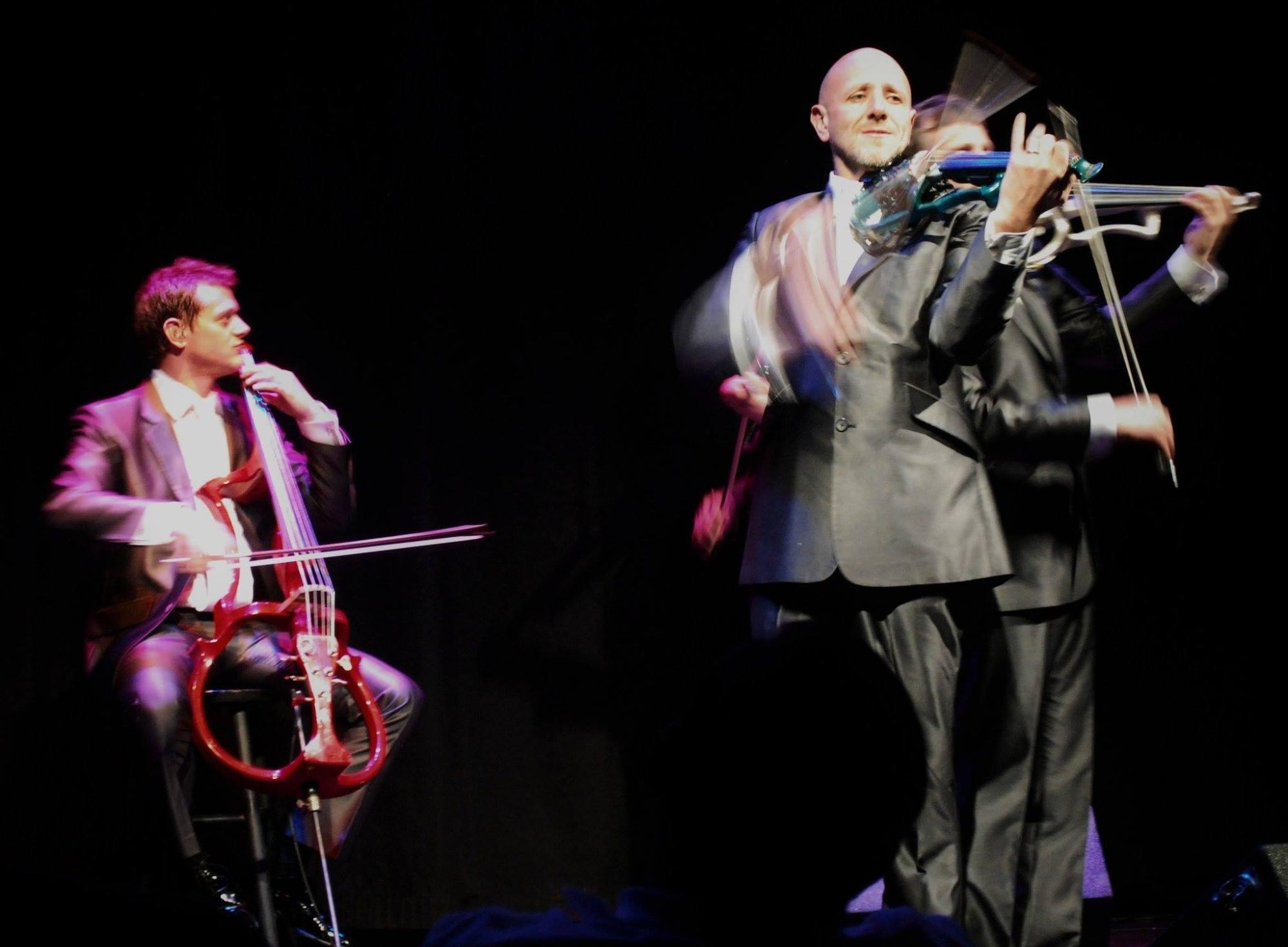Promo Stringfever Comedy String Quartet London
