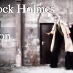 Promo Sherlock Holmes and Dr Watson Lookalike Lookalike Oxfordshire