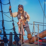 Promo Captain Jack and Crew Lookalike Oxfordshire