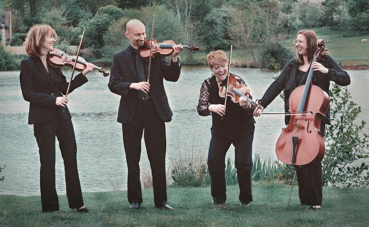 Promo Prosecco Quartet  Worcestershire