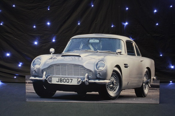 Promo James Bond Themed Parties Party Props Cambridgeshire