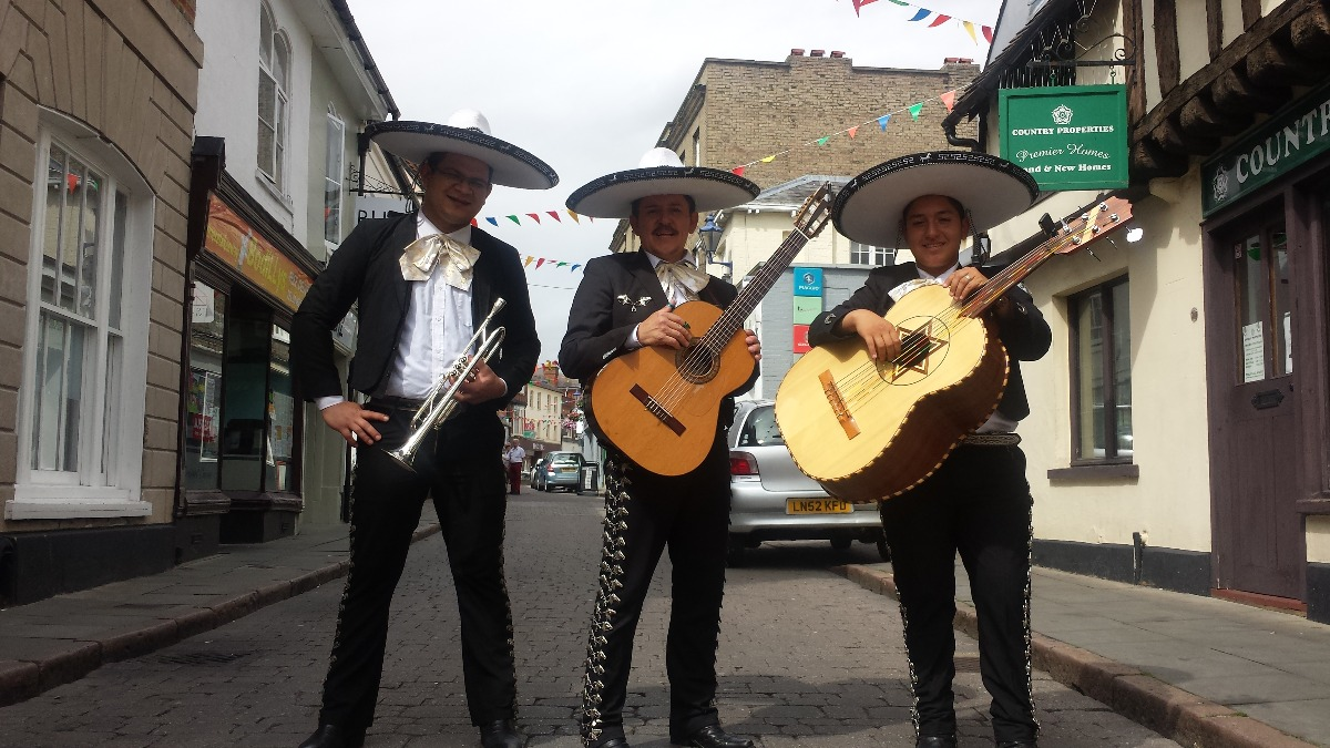 Promo Mariachi King Mariachi Band Guildford, Surrey