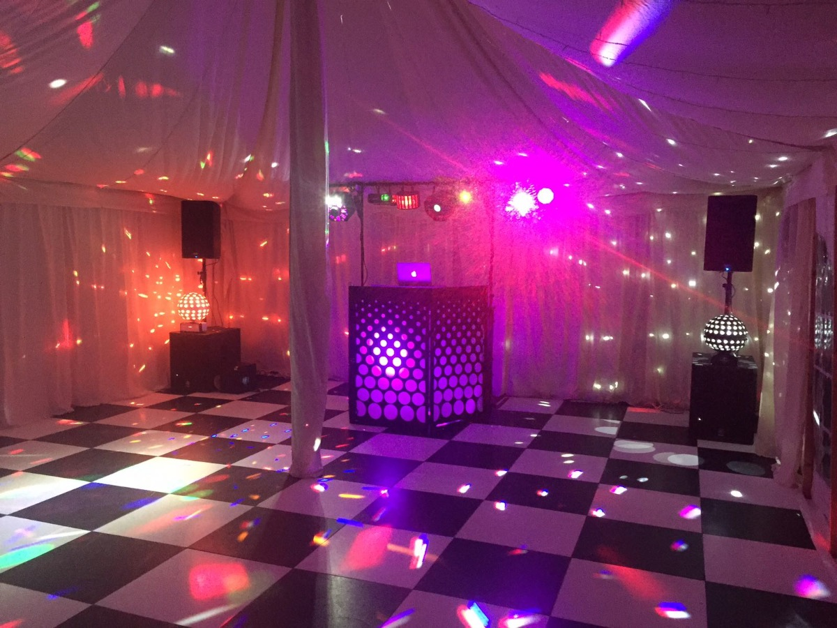 Promo Luke D Wedding DJ Gloucestershire