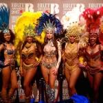 Promo Brazilian Carnival Dancers Dancers Dorset
