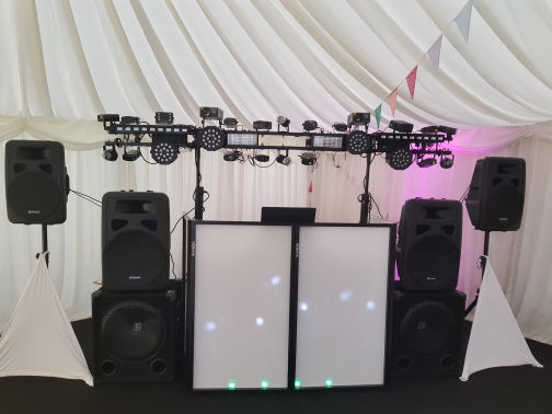 Promo CJ Discos Wedding DJ West Midlands