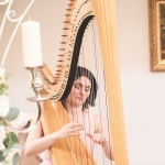 Promo Catalana Harpist London