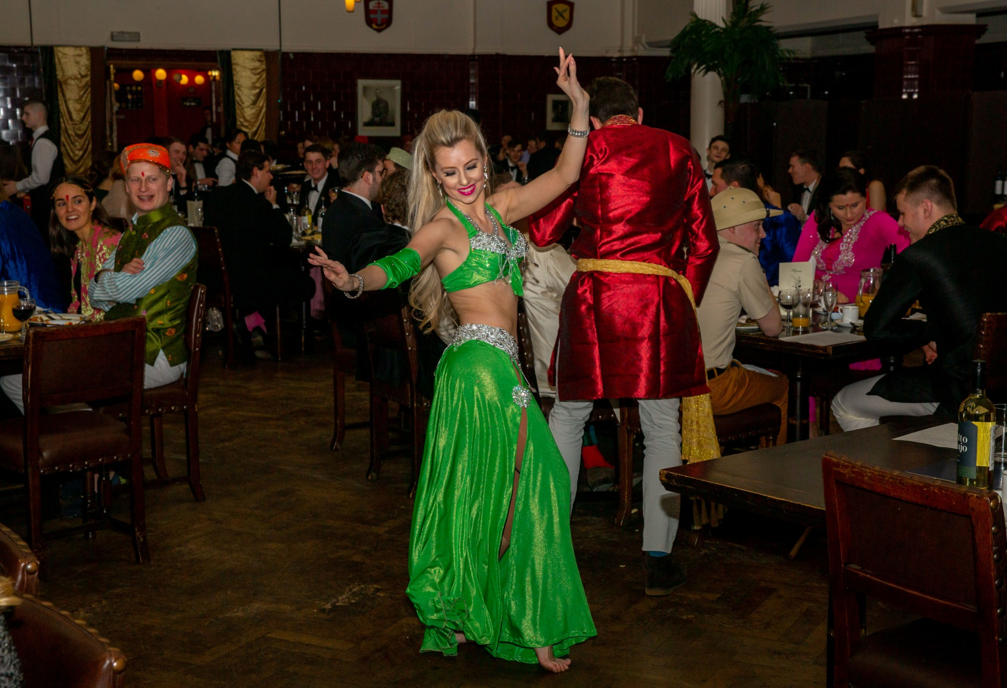 Promo Bellydancing Beauties Dancer Leicestershire