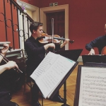 Promo Moore Strings String Quartet Greater Manchester