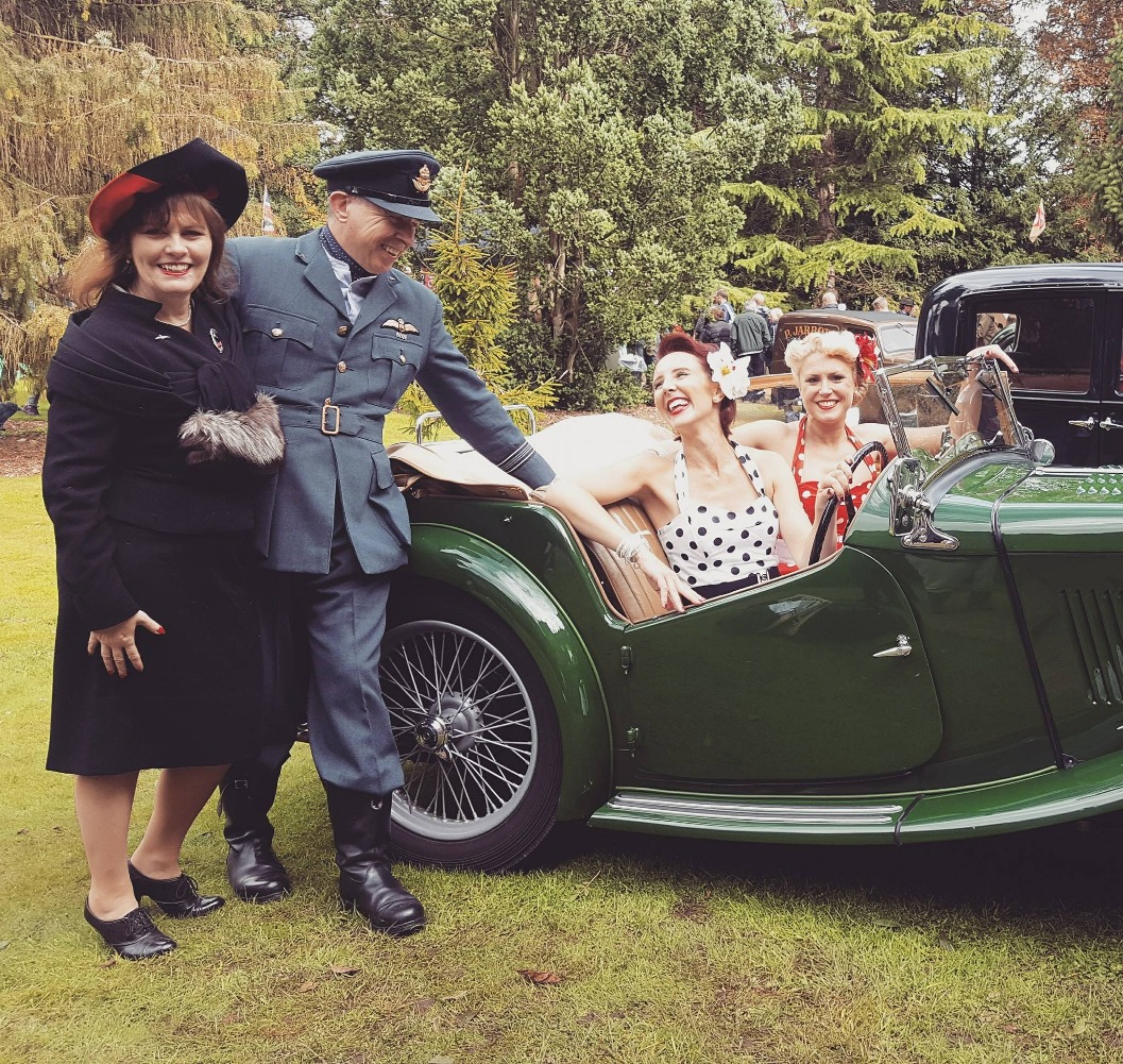 Promo Sixties Vixens Vocal Harmony Trio Buckinghamshire