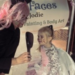 Promo Fabulous Faces Face Painting Birchington, Kent