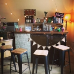 Promo The Vintage Trunk Bar Bar Hire Derby, Derbyshire