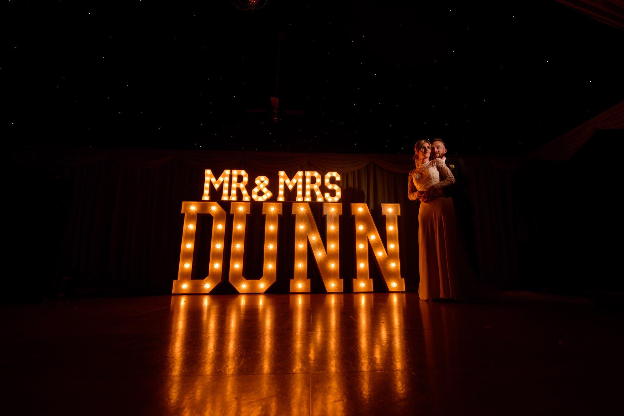 Promo Your Name In Lights Light Up Letters Greater Manchester