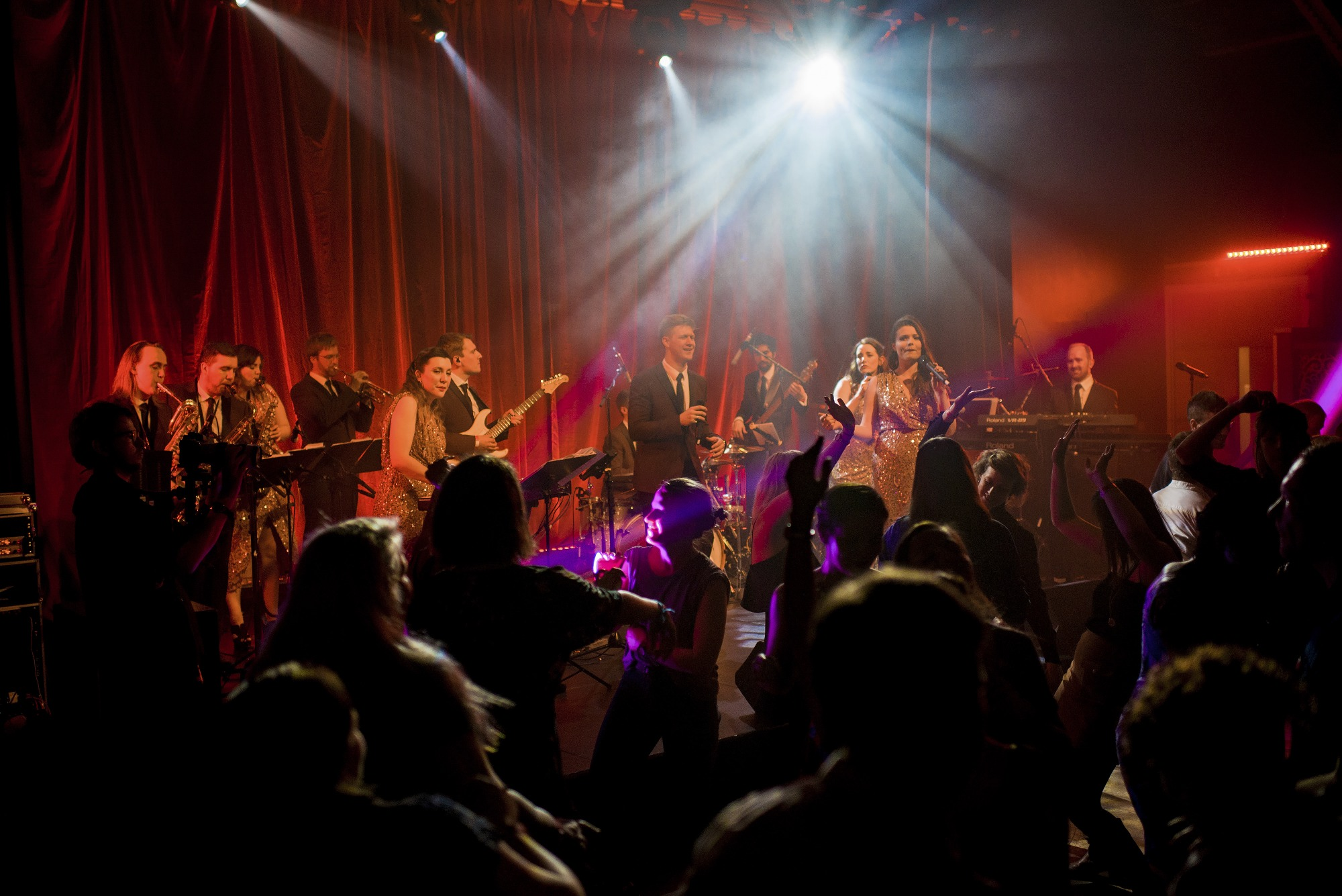 Promo The Swing Smiths Swing and Soul Band London