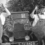 Promo Laurel and Hardy Lookalike Lookalike Oxfordshire