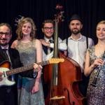 Promo Brigata Swing Anglo-Italian Jazz Quintet London