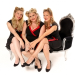 Promo The Melodic Belles  Bedfordshire