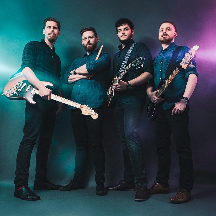 Promo Crimson Kings Function Band Lincolnshire