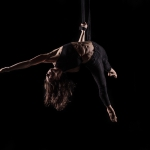 Promo Aerial Amy Circus Performer London
