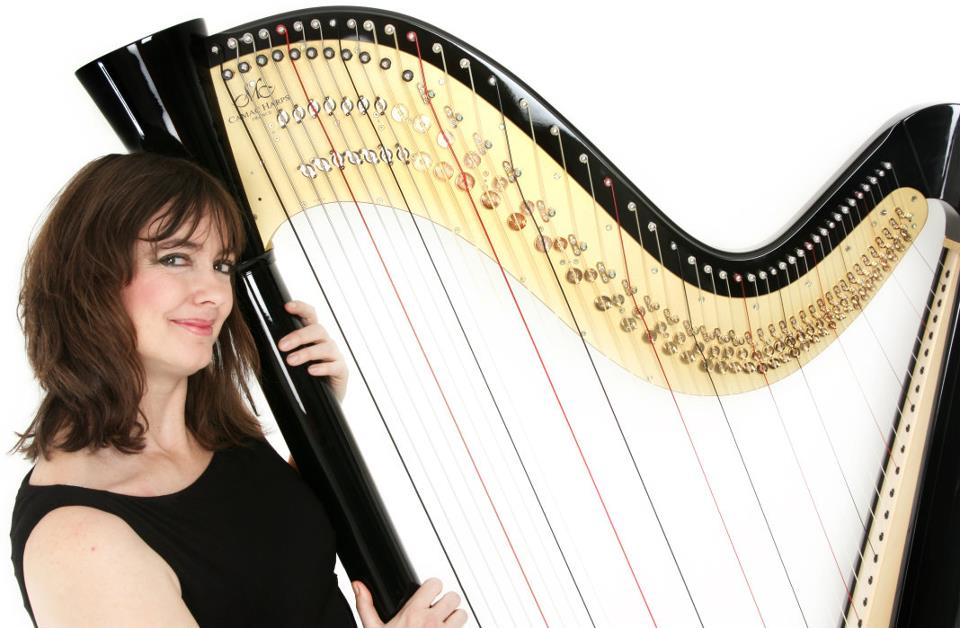Promo RP Harp (Harpist)  North Yorkshire