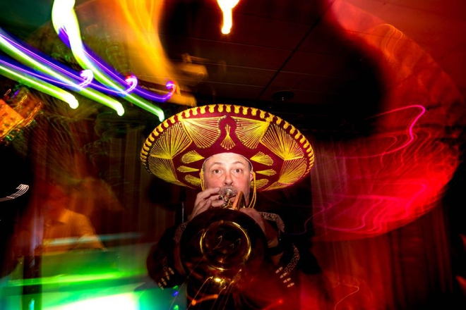 Promo Beat Banditos Virtual Party Mariachi Band London