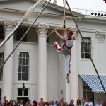 Promo Aerial Hoop Displays  London