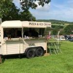 Promo The Pizza Van Stone-baked Pizzas Berkshire