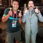 Promo Borat (Kazakh Dan)  London
