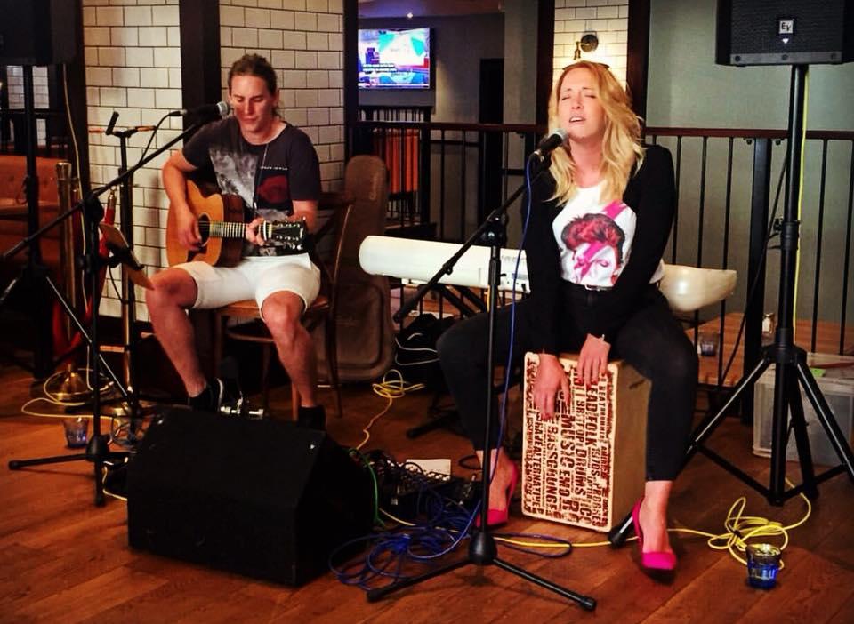 Promo Temple Solo Artist, Duo or Trio London