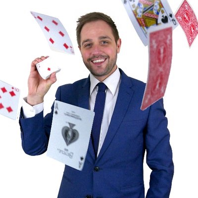 Promo Tim Charles Magician North Yorkshire