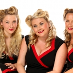 Promo The Melodic Belles Vocal Harmony Trio Bedfordshire