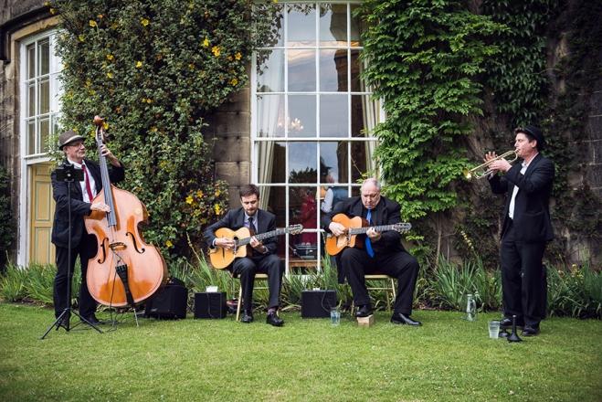 Promo Swing From Nottingham Jazz Band Nottinghamshire