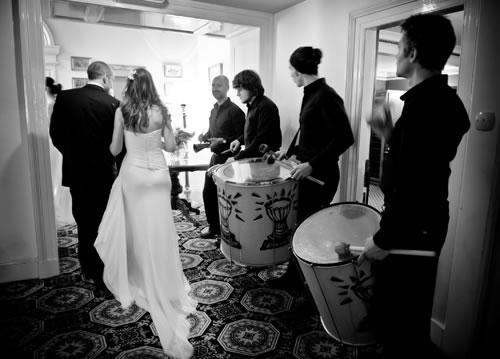 Promo 3 Sticks Drummers Drummer Ensemble Nottinghamshire