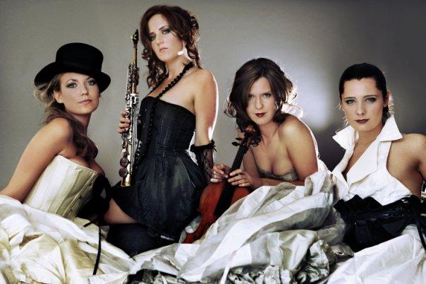 Promo Electric Strings London String Quartet London