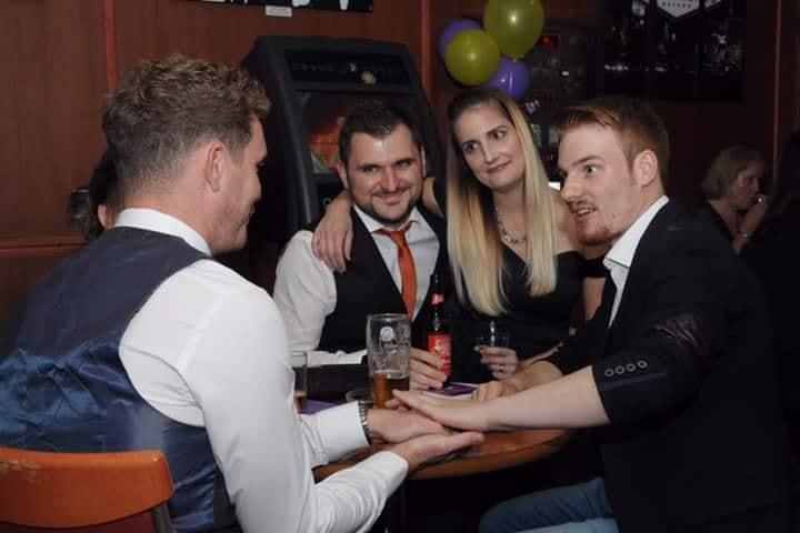 Promo Shaun Davids Magician Surrey