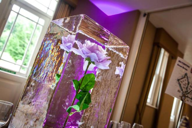 Promo Ice Sculptures Ice Bar Wiltshire