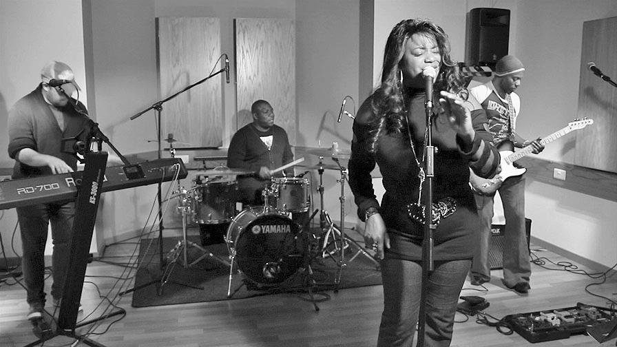 Promo Diva Soul Band Soul Band Cheshire