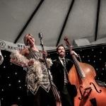 Promo The Futuristic Gramophones Jazz Band Hampshire