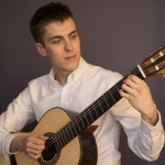 Promo Alex Annand Classical Guitarist London
